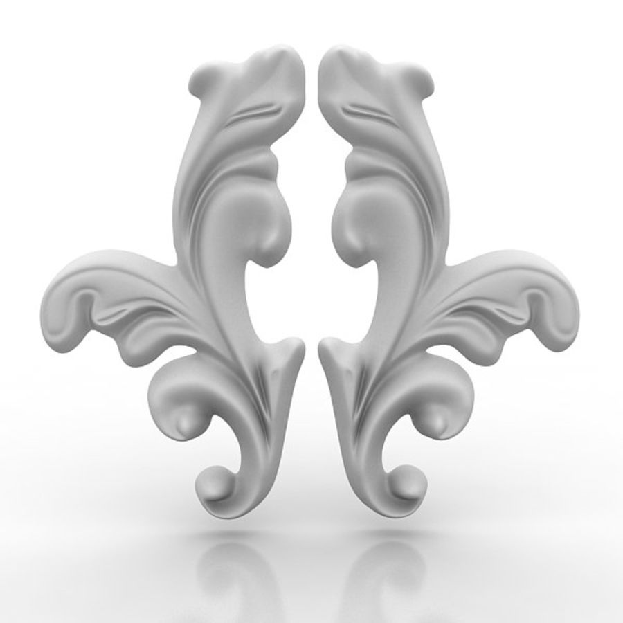 Architectural Elements 20 royalty-free 3d model - Preview no. 1