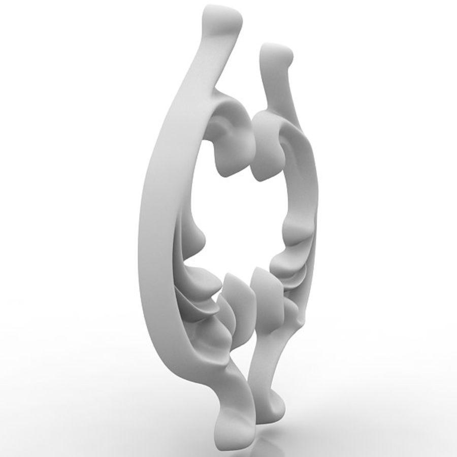 Arkitektoniska element 29 royalty-free 3d model - Preview no. 7