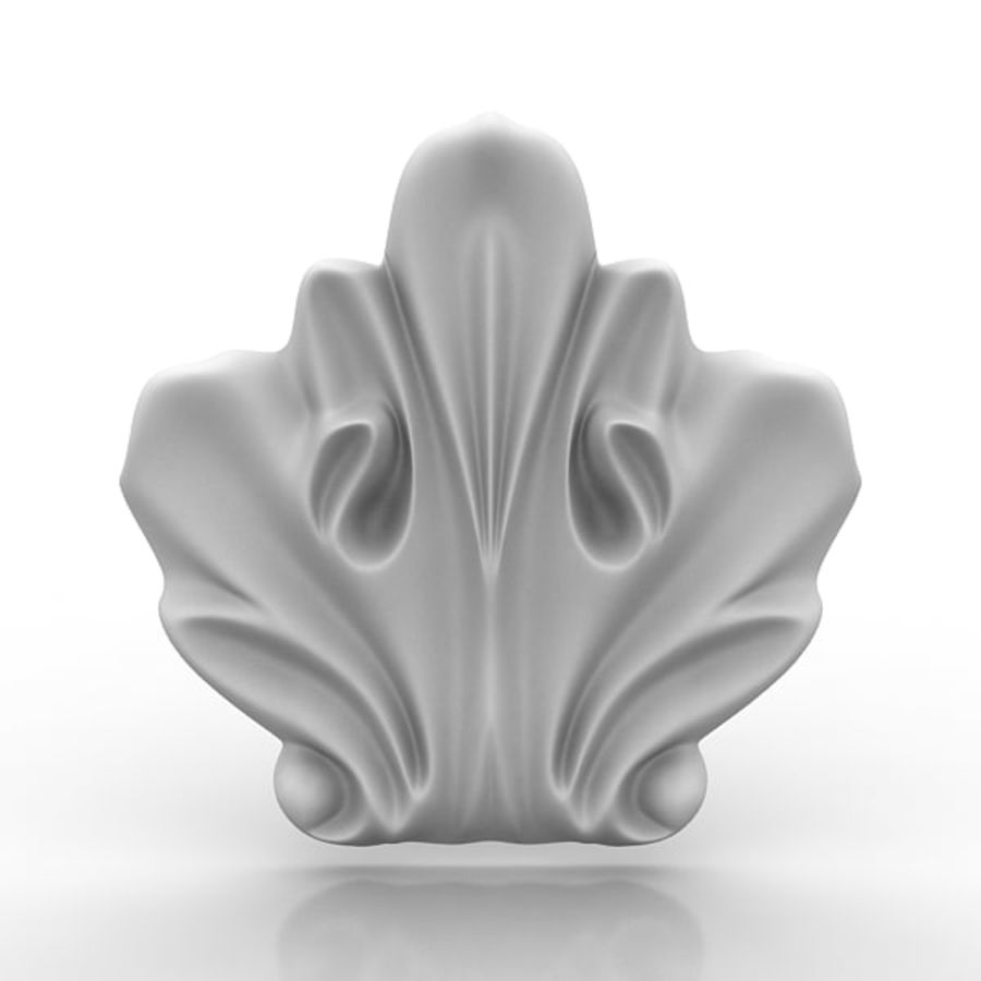 Architectural Elements 31 royalty-free 3d model - Preview no. 1