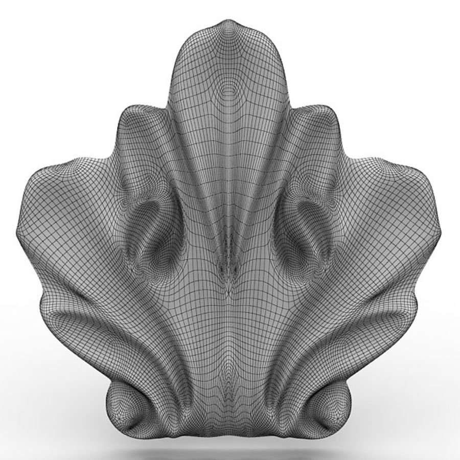 Architectural Elements 31 royalty-free 3d model - Preview no. 4