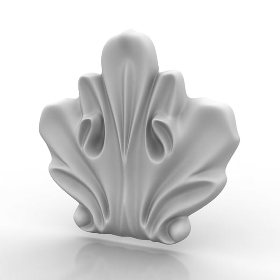 Architectural Elements 31 royalty-free 3d model - Preview no. 2