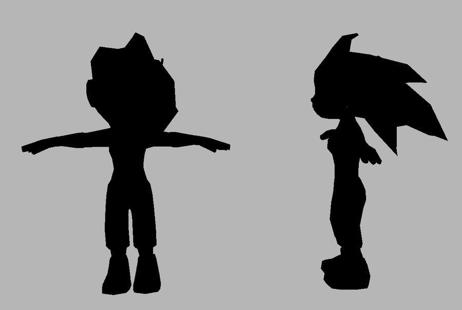 만화 소녀 캐릭터 royalty-free 3d model - Preview no. 1