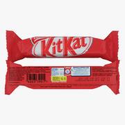 Czekolada KitKat 3d model