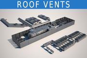 roof_vents_01 3d model