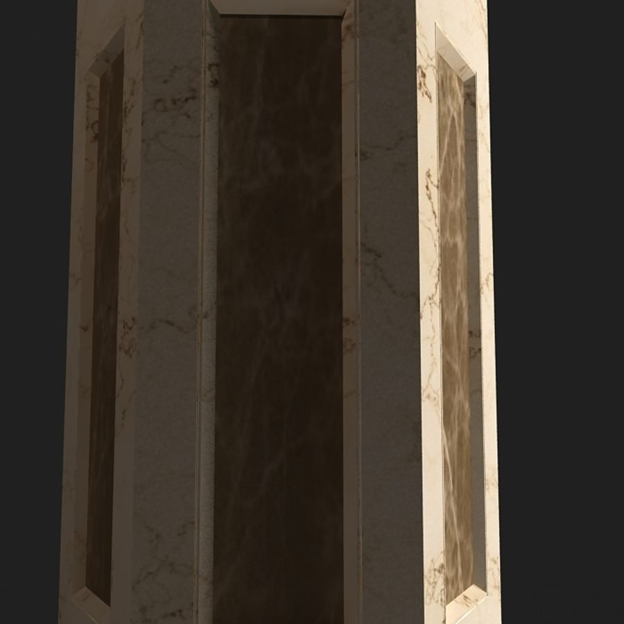 column03 royalty-free 3d model - Preview no. 5