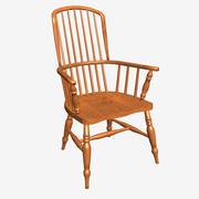 Кресло Виндзор 3d model