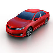 Toyota Camry 2012 3d model