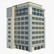Building Office(1) 3d model