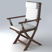 정원 의자 26 3d model