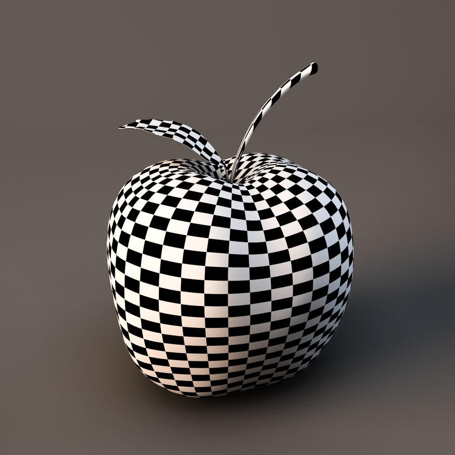 苹果 royalty-free 3d model - Preview no. 2