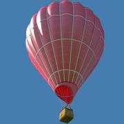 Воздушный шар 3d model