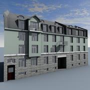 Building004 3d model