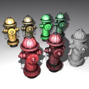 Hydrants 3d model