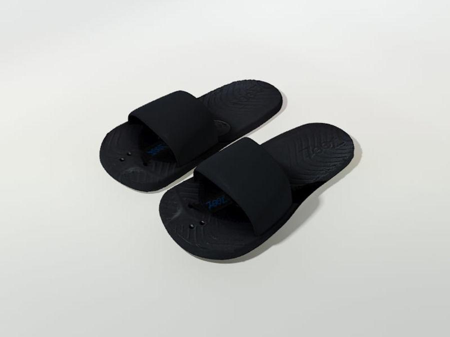 Flip Flop royalty-free 3d model - Preview no. 1