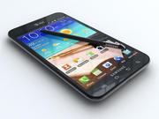 Samsung Galaxy Note i717 modelo 3d