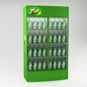 Refrigerator_fridge_02 3d model