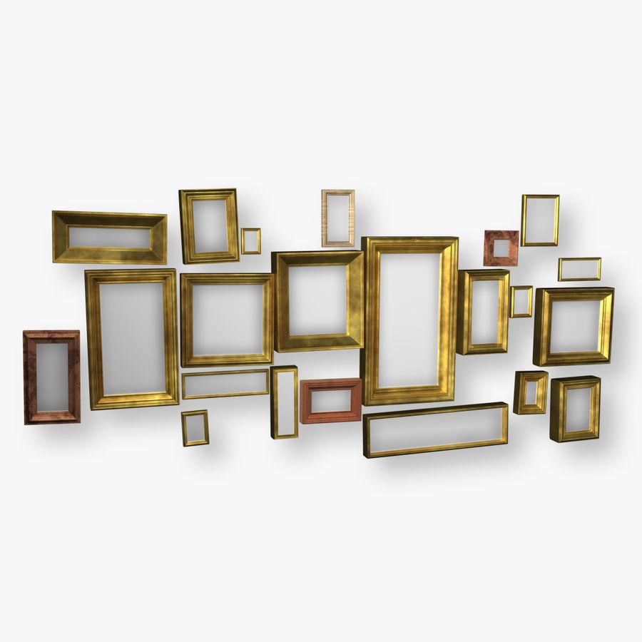 Colección de cuadros royalty-free modelo 3d - Preview no. 1