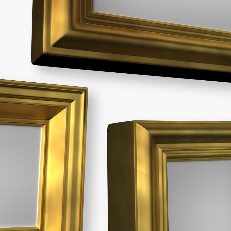 Colección de cuadros royalty-free modelo 3d - Preview no. 5