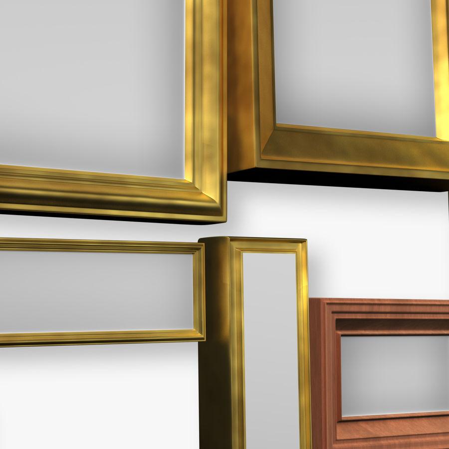 Colección de cuadros royalty-free modelo 3d - Preview no. 4