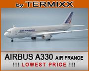Airbus A330 Air France 3d model