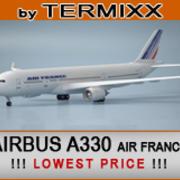 에어 버스 A330 에어 프랑스 3d model
