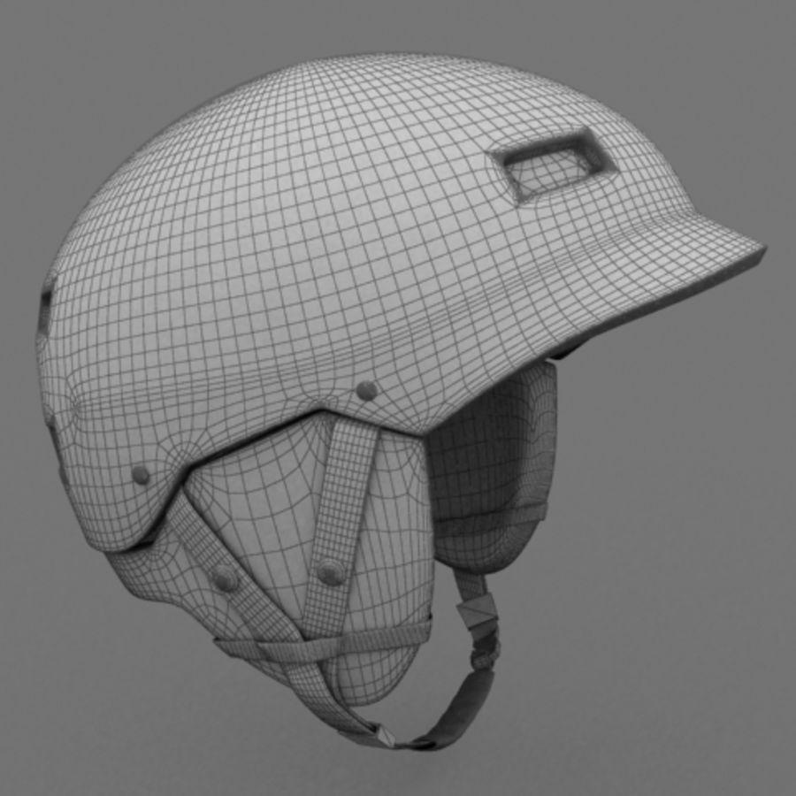 Helmet 3d Obj