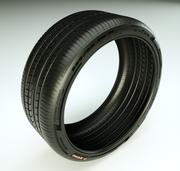 Pirelli Pzero Rossoタイヤタイヤ 3d model