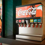 Soda Fountain 3d model