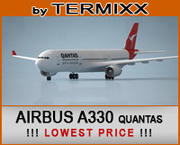 Airbus A330 QANTAS 3d model