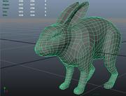 Rabbit(1) 3d model