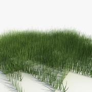 Low Poly Grass (1) 3d model