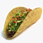 Taco 3d model