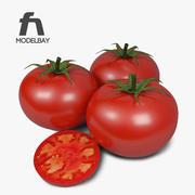 토마토 3d model