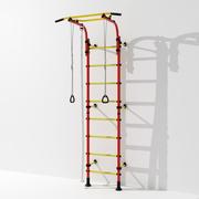 Barres de gymnastique 3d model