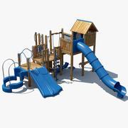 Playground Medium 2 3d model