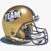 축구 헬멧 3d model