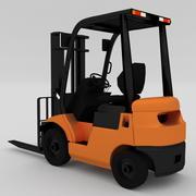 Forklift 51k - obj - Tuuba Online 3d model