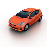 Toyota Aqua / Prius C 2012 3d model