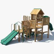 Playground Medium 1 3d model
