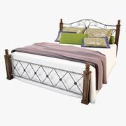 Bed_02 3d model
