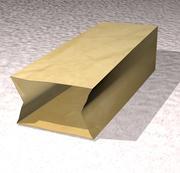 paperbag 3d model