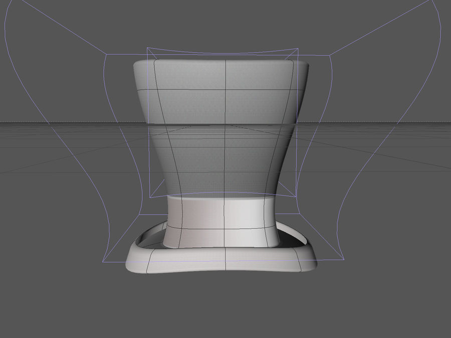 ślubny cylinder royalty-free 3d model - Preview no. 5