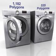 Tvättmaskin E 3d model