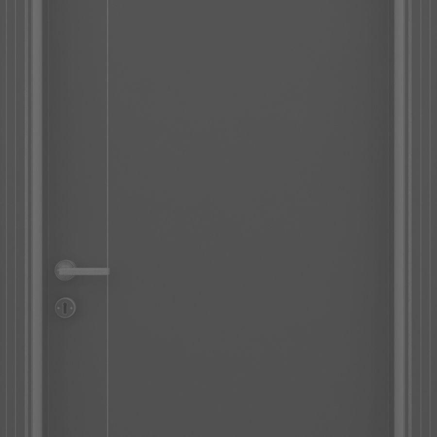 Deur royalty-free 3d model - Preview no. 28