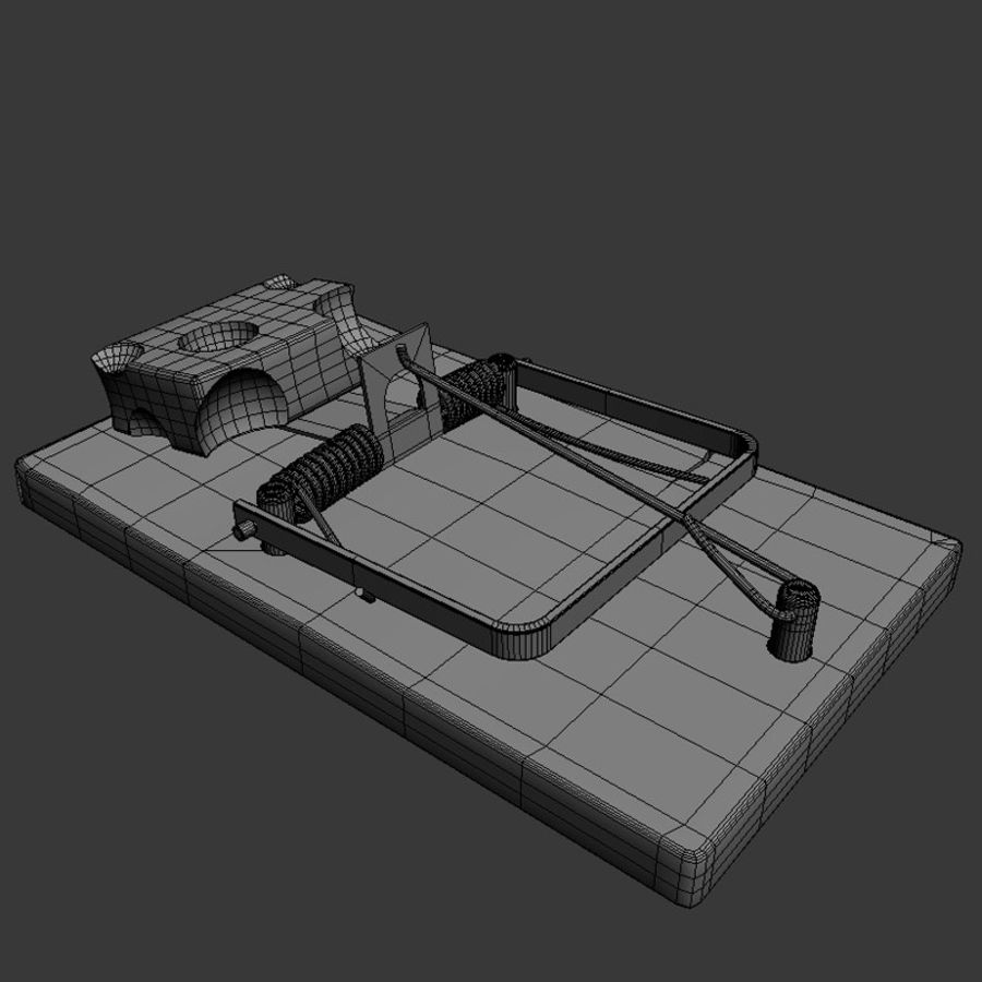 Rat Trap royalty-free 3d model - Preview no. 6