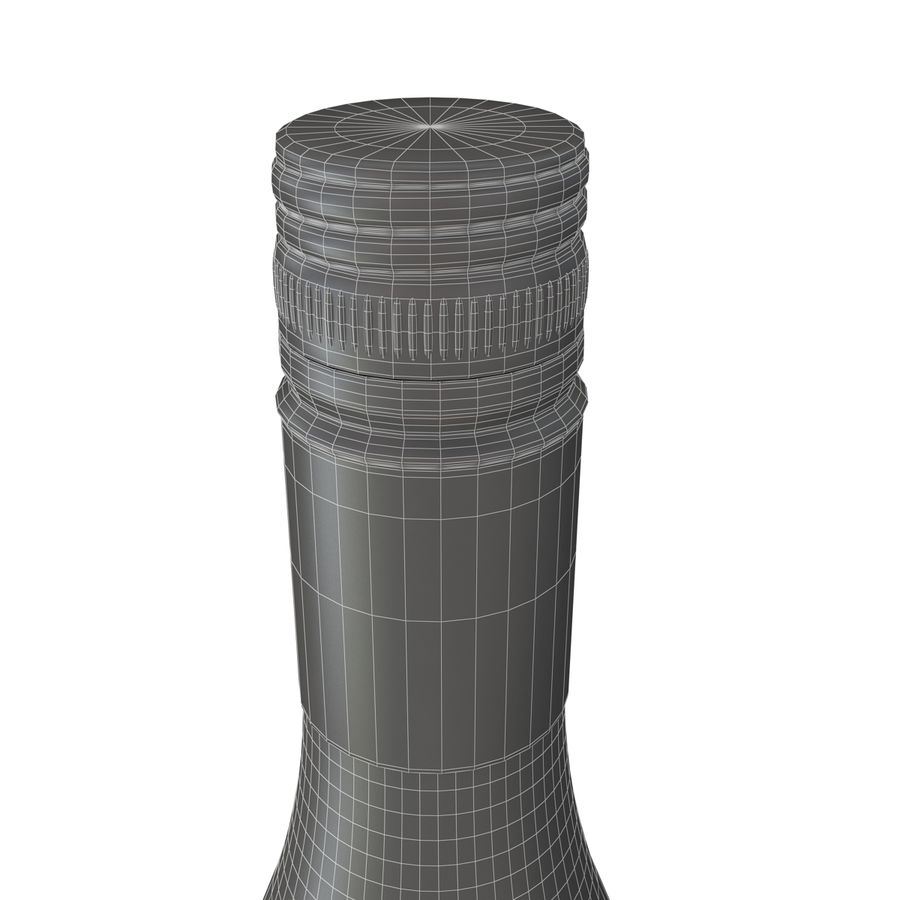 葡萄酒 royalty-free 3d model - Preview no. 5