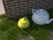 Grass basic 3d model