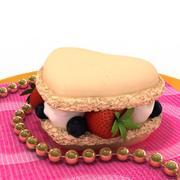 Macaron_007 3d model
