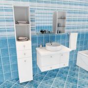 Badezimmer-Set OL 3d model