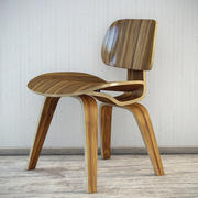 Eames DCW Dining Chair 3d model